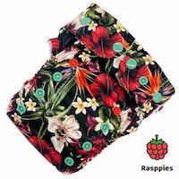 Rasppies Pocket - Comfort - Knappar