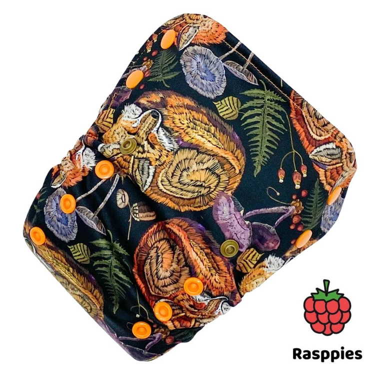 Rasppies AIO - Evo Side Snap - 6 till 16 kg