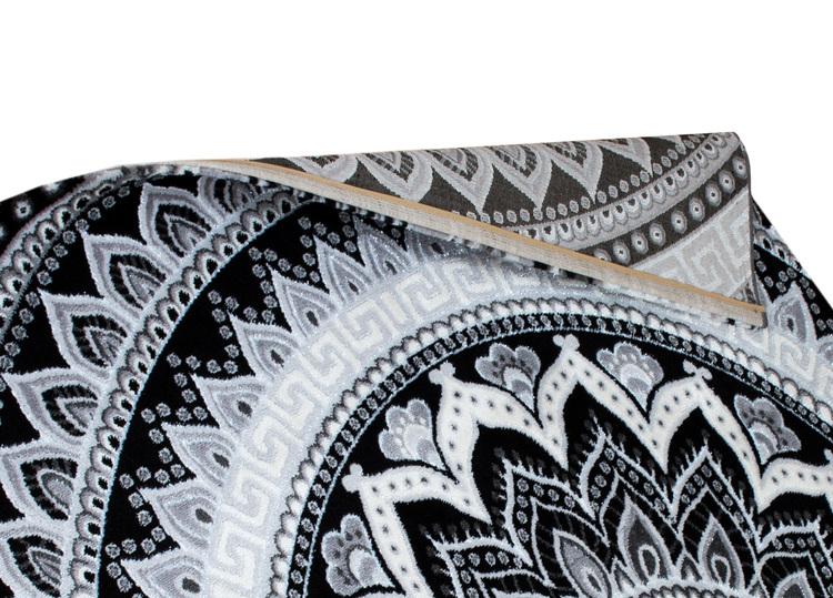 Adana Antique Grå - Maskinvävda Mattor