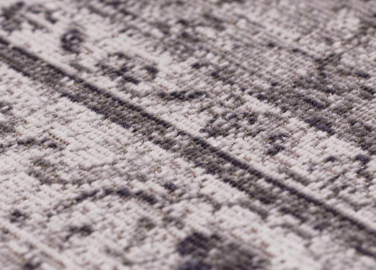 Nepal Yamut Grey - Utomhusmatta