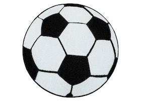 Moji Fotboll 120 Rund - Barnmattor