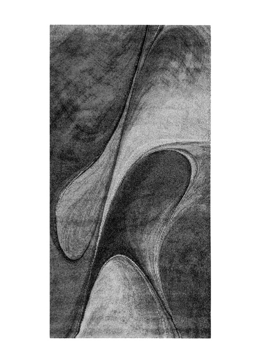 Barth Volante Grå - Maskinvävda Mattor