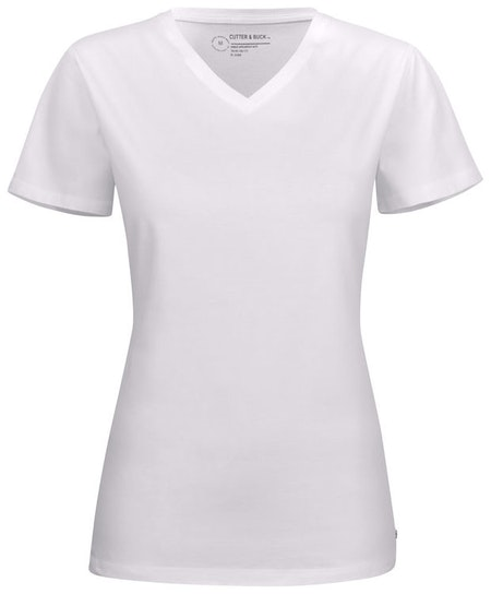 Dam T-shirt Manzanita med tryck