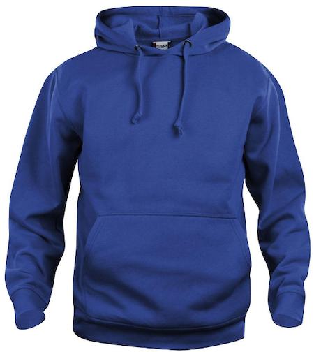 Hoodtröja med valfritt tryck