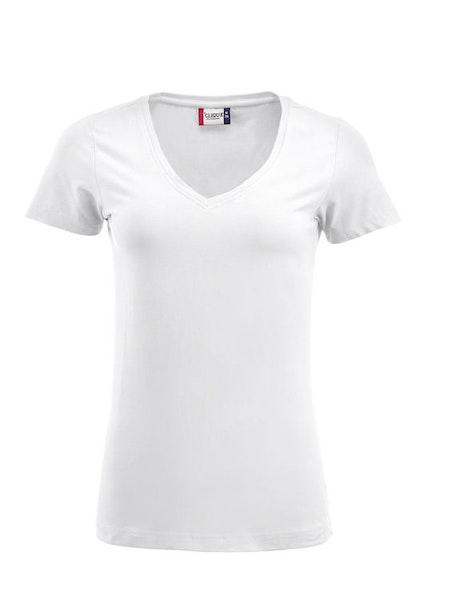 Dam T-shirt Arden med tryck