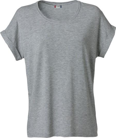 Dam T-shirt Katy med tryck
