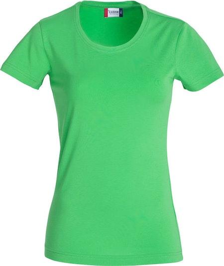 Dam T-shirt Carolina med tryck
