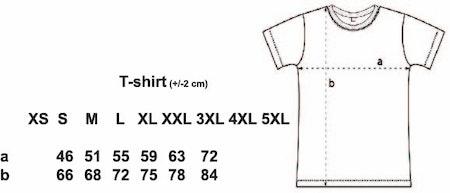 "T-shirt ""SYVupproret"""