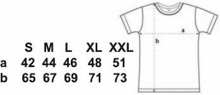 """Active Dam T-shirt """"Skolföräldraupproret"""""""