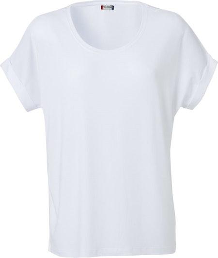 "Dam T-shirt Katy ""EVIG KÄRLEK - HJÄRTA"""