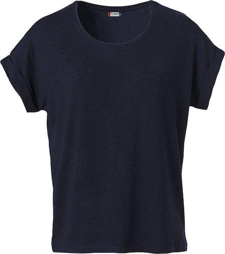 """Dam T-shirt Katy """"EVIG KÄRLEK LOVE"""""""