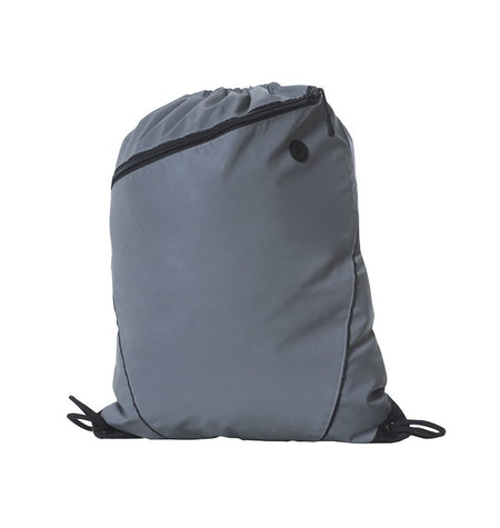 Reflex gympapåse/ryggsäck med tryck