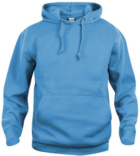 "Hoodtröja Basic ""HÅLL UT"""