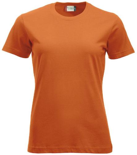 "Dam T-shirt ""Utan tryck"""