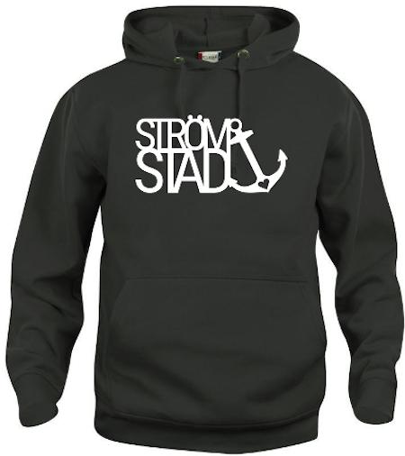 "Hoodtröja Basic ""Strömstad"""