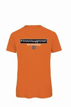 "EKO T-shirt ""Förskoleupproret!"""