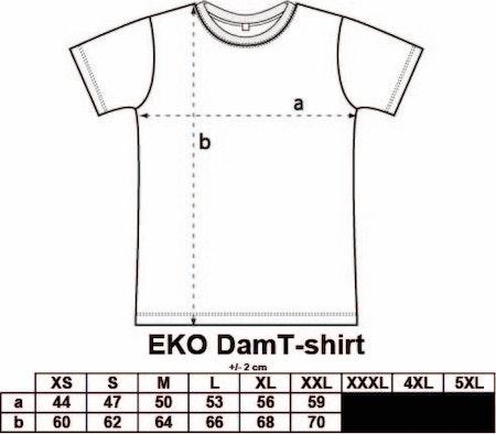 "EKO Dam T-shirt ""Förskoleupproret!"""