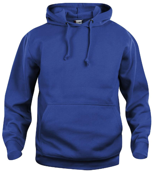 Hoodtröjor utan tryck