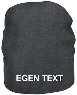 Mössa med egen text