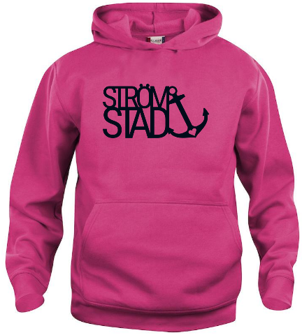 """Junior Hoodtröja """"Strömstad"""""""
