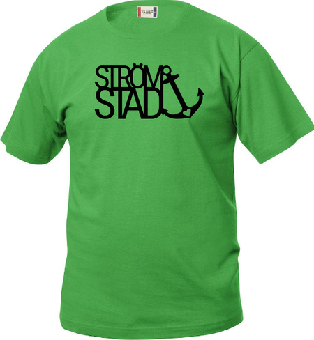 "Junior T-shirt Basic ""Strömstad"""