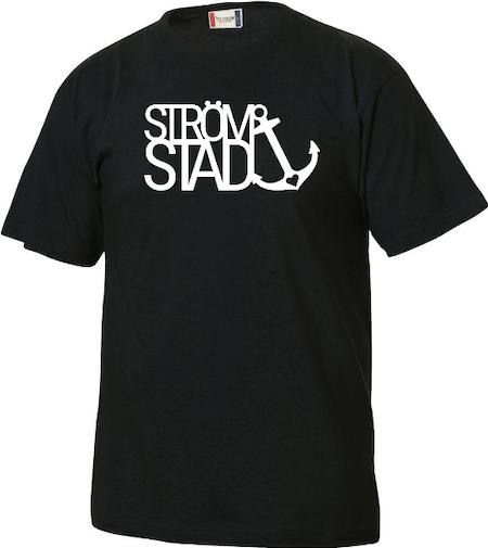 "Junior T-shirt Basic ""Strömstad"""
