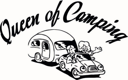 503. Queen Of camping