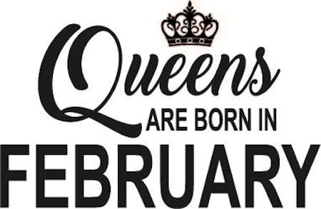 131. Queens Are Born in FEBRUARY