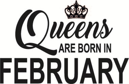 131. Queens Are Born in FEBRUARY