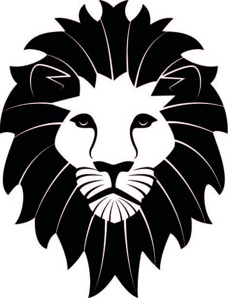 324. Lejon huvud
