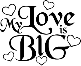 128. My Love Is BIG