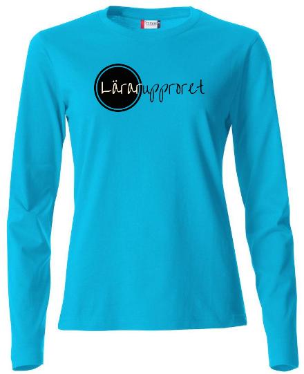 "Dam T-shirt Lång ärm ""Lärarupproret"""