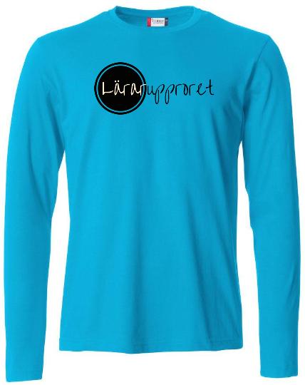"T-shirt Lång ärm ""Lärarupproret"""