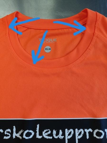 """Active Dam T-shirt """"Förskoleupproret!"""" FYNDHÖRNA"""