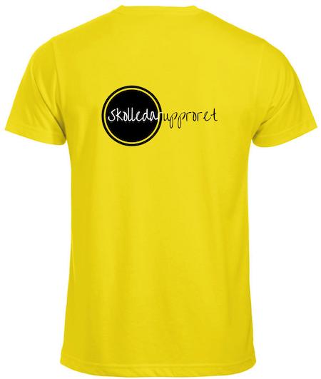 """T-shirt """"Skolledarupproret"""""""