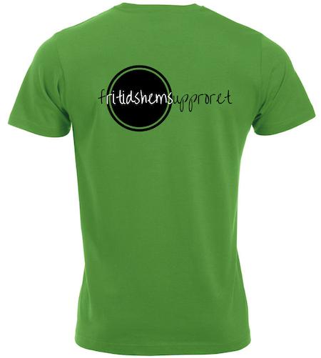 "T-shirt ""Fritidshemsupproret"""