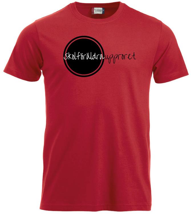 """T-shirt """"Skolföräldraupproret!"""""""