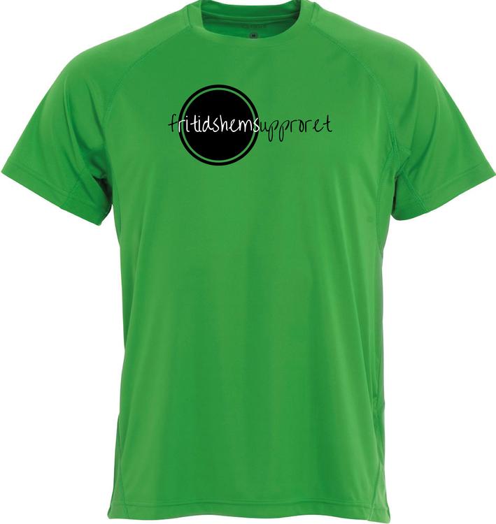 """Active T-shirt """"Fritidshemsupproret"""""""