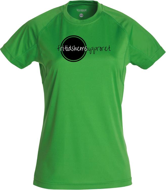 """Active Dam T-shirt """"Fritidshemsupproret"""""""