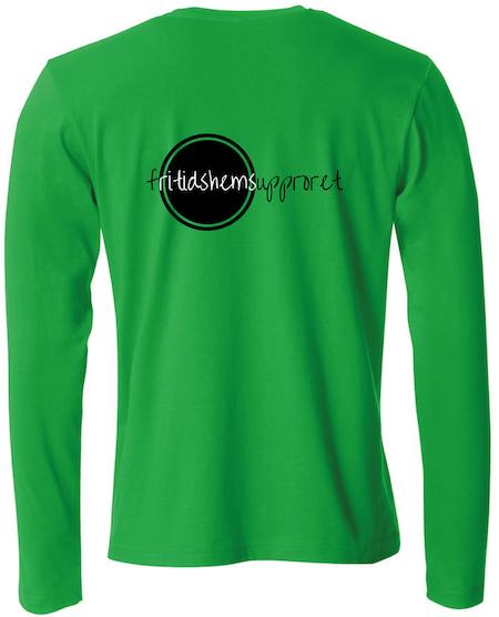 """T-shirt Lång ärm """"Fritidshemsupproret"""""""