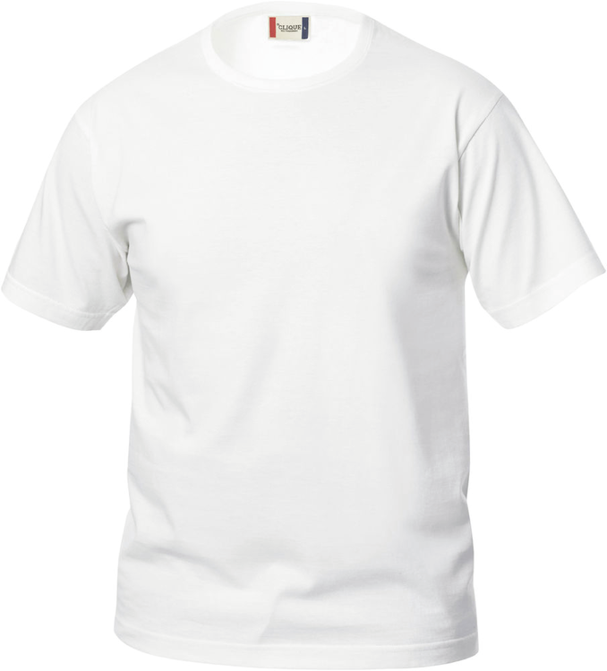 Junior T-shirt Basic med tryck