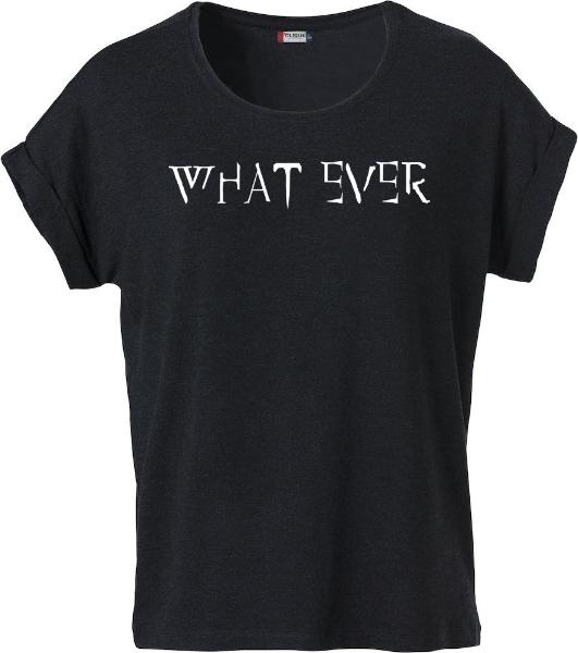"Dam T-shirt Katy ""What Ever"""
