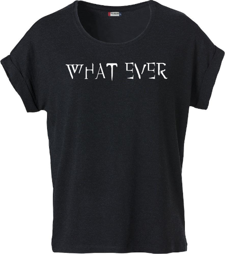 "Dam T-shirt Katy ""What Ever"""