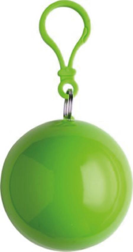 """Poncho i plastboll """"Fritidshemsupproret"""""""