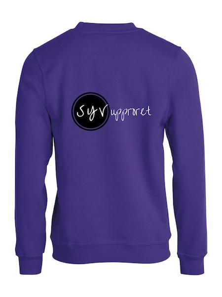 """Sweatshirt """"SYVupproret"""""""