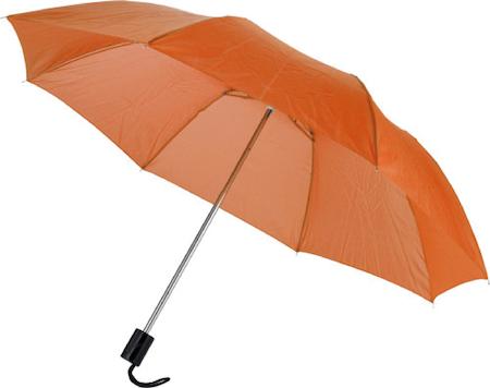 """Paraply Hopfällbart med """"Egen text"""""""