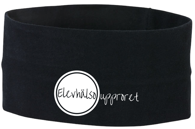 """Headband """"Elevhälsoupproret"""""""