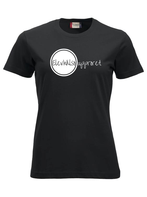 """Dam T-shirt """"Elevhälsoupproret"""""""