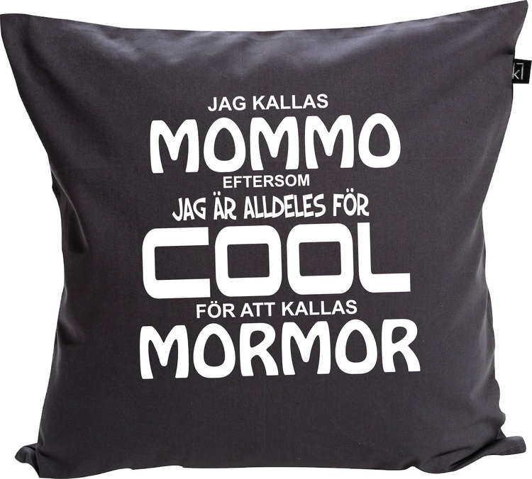 """Kuddfodral """"COOL MOMMO"""""""