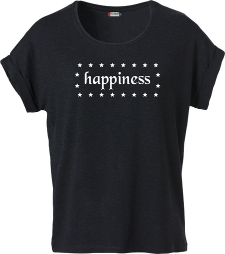 "Dam T-shirt Katy ""HAPPINESS"""